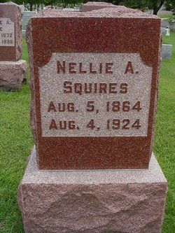 Nellie A Squires