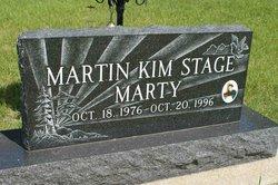 "Martin Kim ""Marty"" Stage"