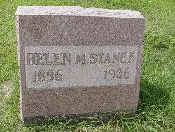 Helen Marie <I>Burdick</I> Stanek