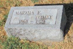 Martha Ellen <I>Pryor</I> Tomey