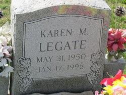 Karen Legate