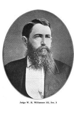 Maj William Henry Williamson