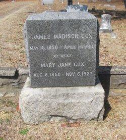 James Madison Cox