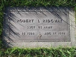 Robert L. Ridgway