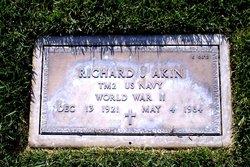 Richard James Akin
