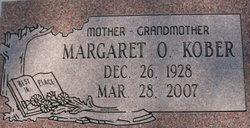 """Margaret Odella """"Marg"""" <I>Arneson</I> Kober"""