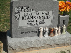 Loretta Mae <I>Owens</I> Blankenship