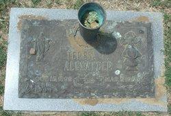 Teresa <I>Henry</I> Alexander