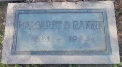Margaret <I>Donnell</I> Rankin