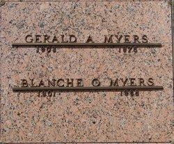 Gerald Anthony Myers