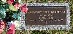 Anthony Paul Barefoot