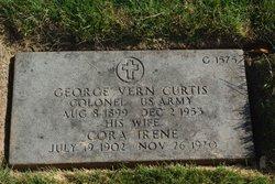 Cora Irene Curtis