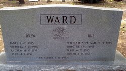 Iris <I>Pepera</I> Ward
