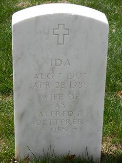 Ida Detterer