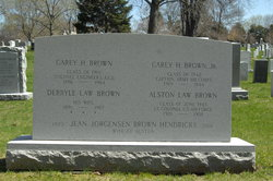 Capt Carey H Brown, Jr