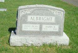 Harry R Albright
