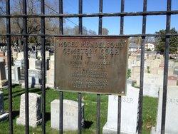 Moses Mendelsohn Cemetery