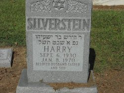 "Harry ""Hershey"" Silverstein"