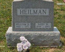 Fairy Wilma <I>Beard</I> Heilman