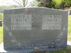 Ellen L <I>Dula</I> Walsh