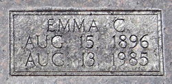 Emma C. <I>Gulzow</I> Schwenk
