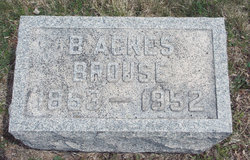 S. Agnes <I>Dock</I> Brouse
