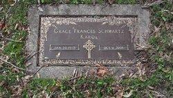 Grace Frances <I>Schwartz</I> Karol