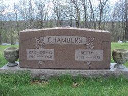 Radford Gerald Chambers