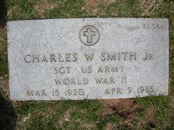 Charles W Smith, Jr