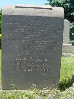 Jacob Simon Lear