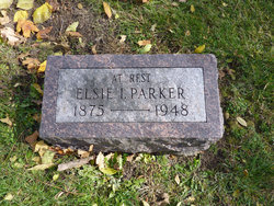 Elsie Ida <I>Biggs</I> Parker