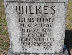 Alma <I>Bullard</I> Wilkes