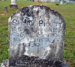 Sarah Louise Pickett