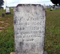 Eliza Jane Pickett