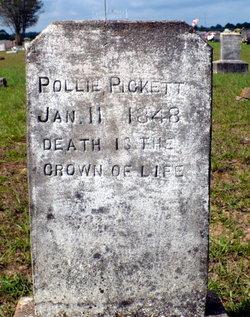 Mary Ann Pickett