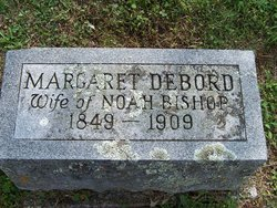 Margaret Jane <I>DeBord</I> Bishop