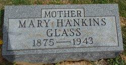 Mary Isabel <I>Hankins</I> Glass