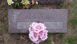 Eleanore Mabel <I>Schaaf</I> Abrelat