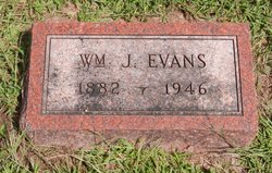 "William J ""Jake"" Evans"