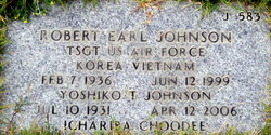Robert Earl Johnson