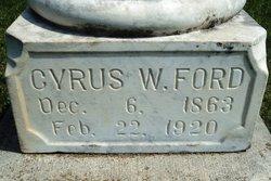Cyrus W Ford