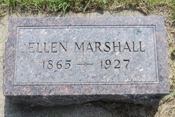 Ellen <I>Stewart</I> Marshall