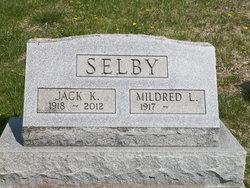 "Mildred L. ""Millie"" <I>Ammerman</I> Selby"