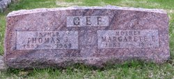 Margaret E. <I>Farrington</I> Gee