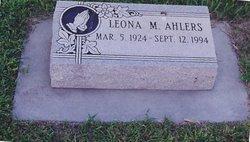 Leona A. Ahlers
