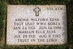 Archie Wilford Silva