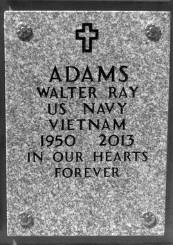 Walter Ray Adams
