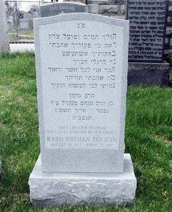 Rabbi Nathan Taragin