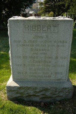 John R. Hibbert