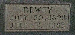 Dewey <I>McDaniel</I> Sellers
